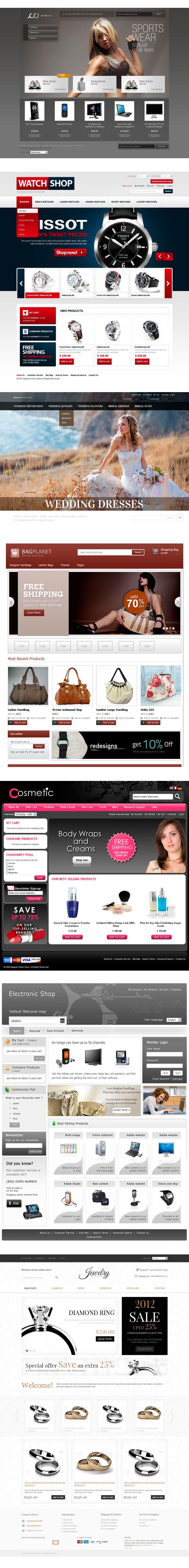 Где в Литве можно сделать интернет-магазин на Magento?