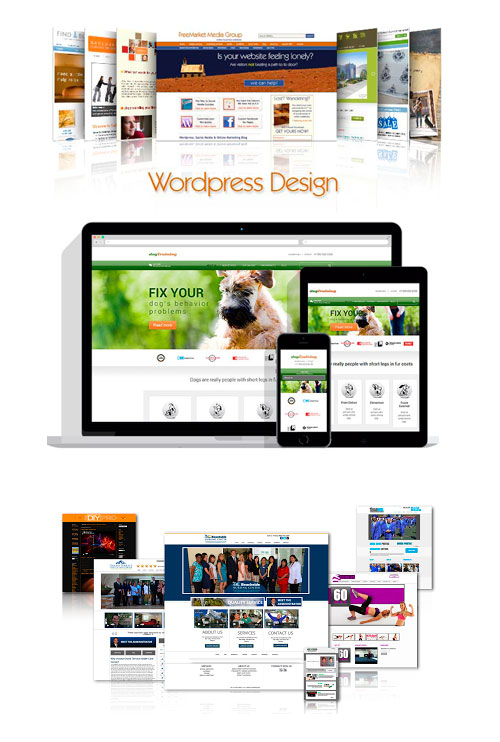 Как дешево купить персональный сайт на WordPress в Клайпеде с установкой?
